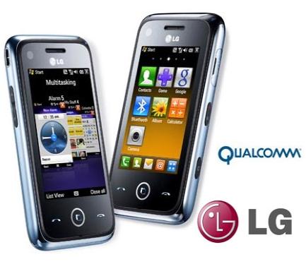 Déblocage LG QUALCOMM (33 modèles) gratuit !