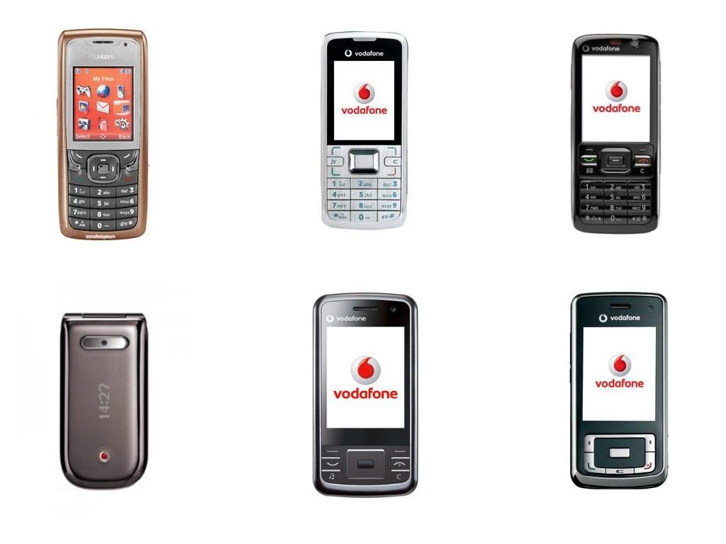 Déblocage Vodafone (8 modèles) gratuit !