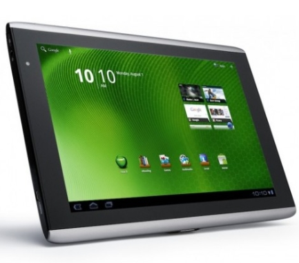Root Acer Iconia Tab A500 sous Android HoneyComb 3.1