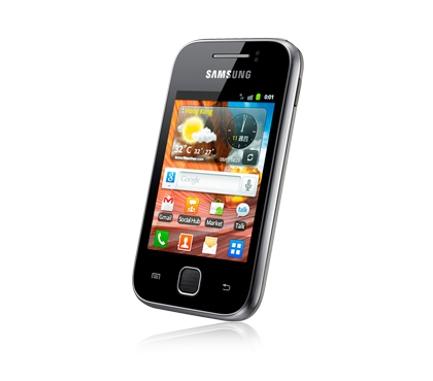 Root du Samsung Galaxy Y S5360