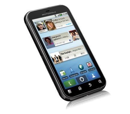 Déblocage Motorola Defy gratuit !