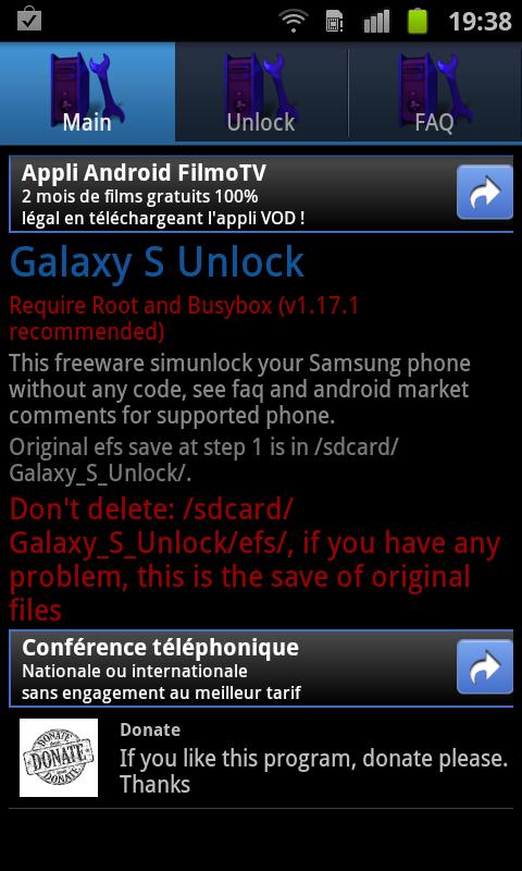 code desimlockage gratuit iphone 4s