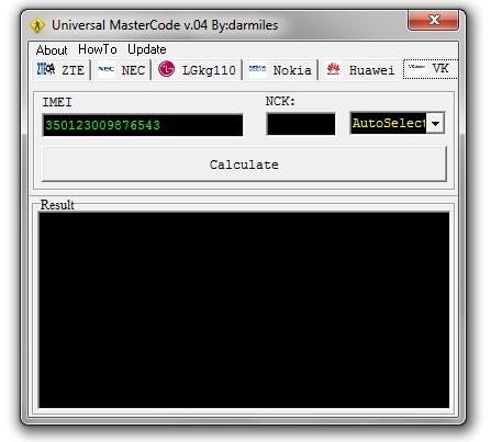 unlock vk mobile