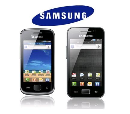 Déblocage Samsung Galaxy S, Mini, Ace, Gio, 551 gratuit !