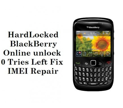 Solution de déblocage pour Blackberry MEP 0 (Hardlocked Blackberry)