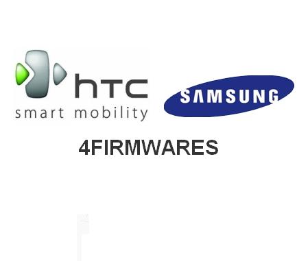 Firmwares Htc et Samsung