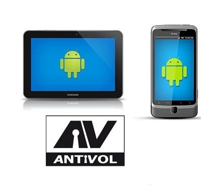 Logiciel Antivol Android (Cerberus)