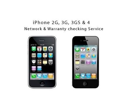 Connaitre le statut et les informations réseau de son iphone gratuitement ! (iPIC)