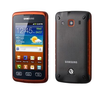 Déblocage Samsung S5690 Xcover gratuit !