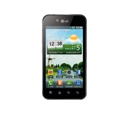 Rooter facilement le LG Optimus Black (P970)