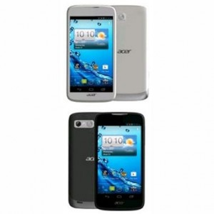 Acer Liquid gallant solo et dual gallant bientôt prévus