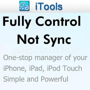 iTools pour iPhone et iPad