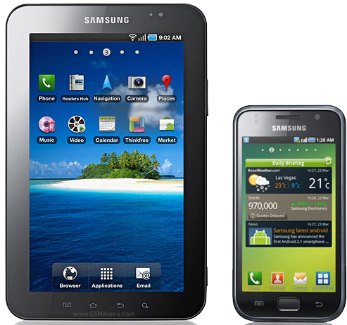 Déblocage Samsung Galaxy (S, S2, S3, Tab, Tab2, Note et