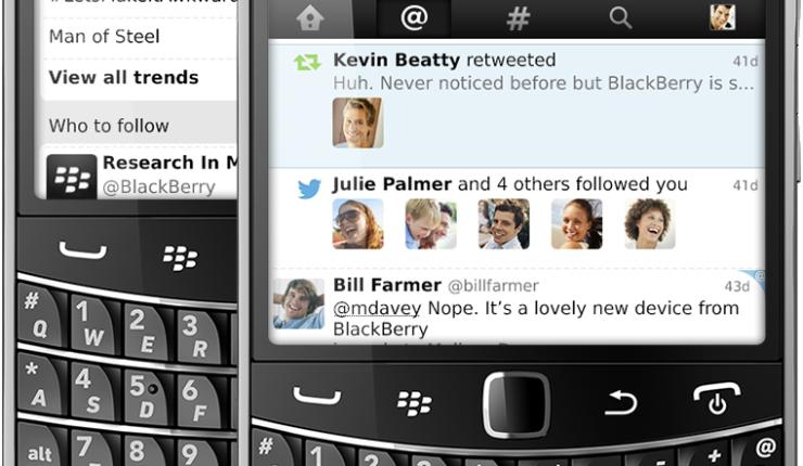 [ astuce ] Contourner un mot de passe perdu sur un blackberry !