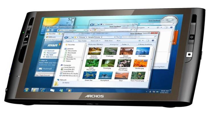 Play Store sur tablette Archos ou Arnova !