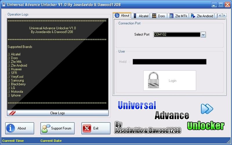 LOGICIEL GRATUIT V3.0 GSM TÉLÉCHARGER UNLOCKER