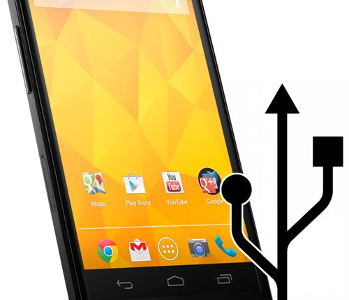 Activer Le Mode De Débogage USB Pour Android
