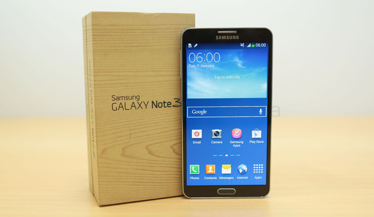 Déblocage Samsung Galaxy Note 3 gratuit
