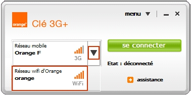 driver cle 3g orange huawei e3131