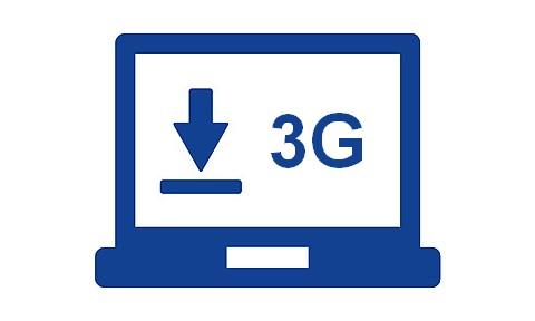 Logiciel de connexion 3G