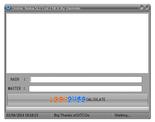 logiciel de déblocage SL3
