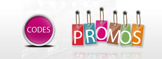 Bénéficier de codes promos pour vos abonnements