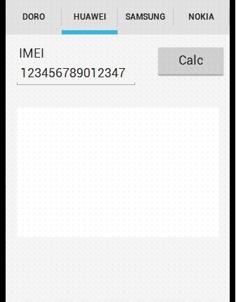 J2K Android Tools (calculateur de code de déblocage pour Android)