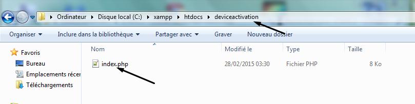 déblocage iCloud étape 15