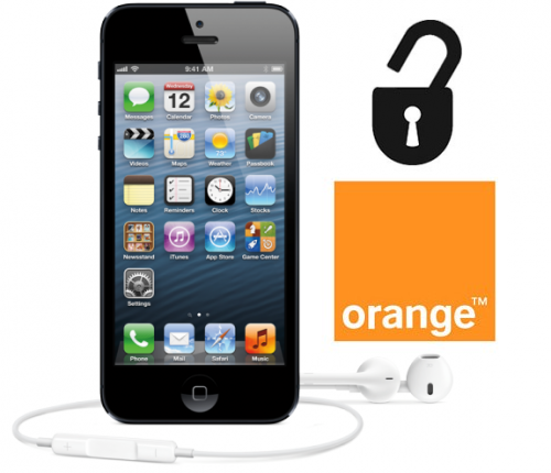 Déblocage iPhone 3G/3GS/4/4S/5/5C/5S Orange France Officiel