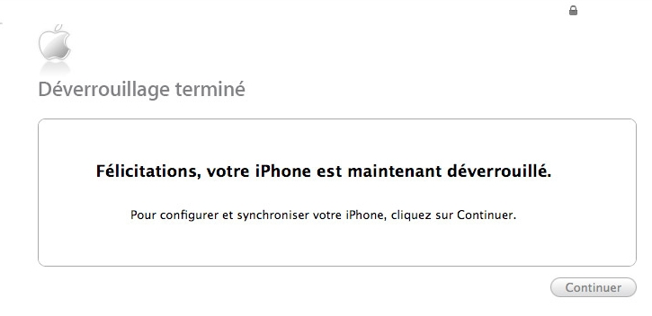 iphone 6 dévérouillé
