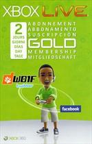 Code xbox live gold 48 heures gratuit du 21/10/2014