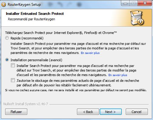 Router KeyGen 3