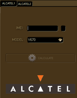 alcatel menu uat 2014