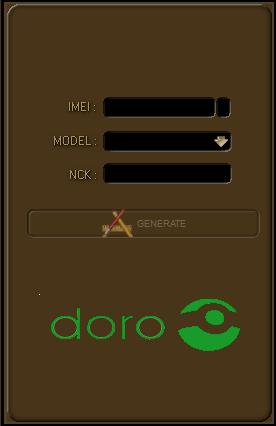 doro unlock uat2014