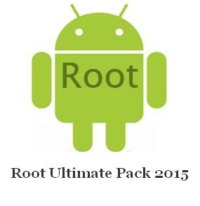 27 logiciels de root en 1 (Root Ultimate Pack 2015)