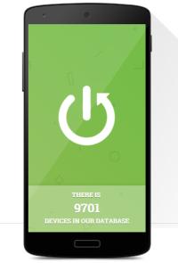 Grosse base de donnée pour faire un hard reset sur vos smartphones