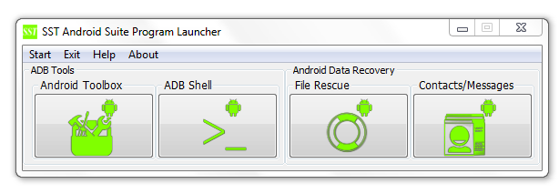 sst android suite