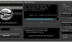 Cyber flasher version complète pour Blackberry