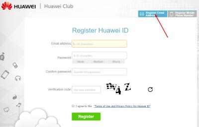 huawei unlock bootloader 2