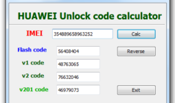 Déblocage clés 3g Huawei (même les nouvelles)