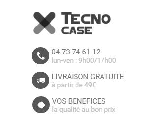 Tecno Case : vente étuis et coques d'Iphone